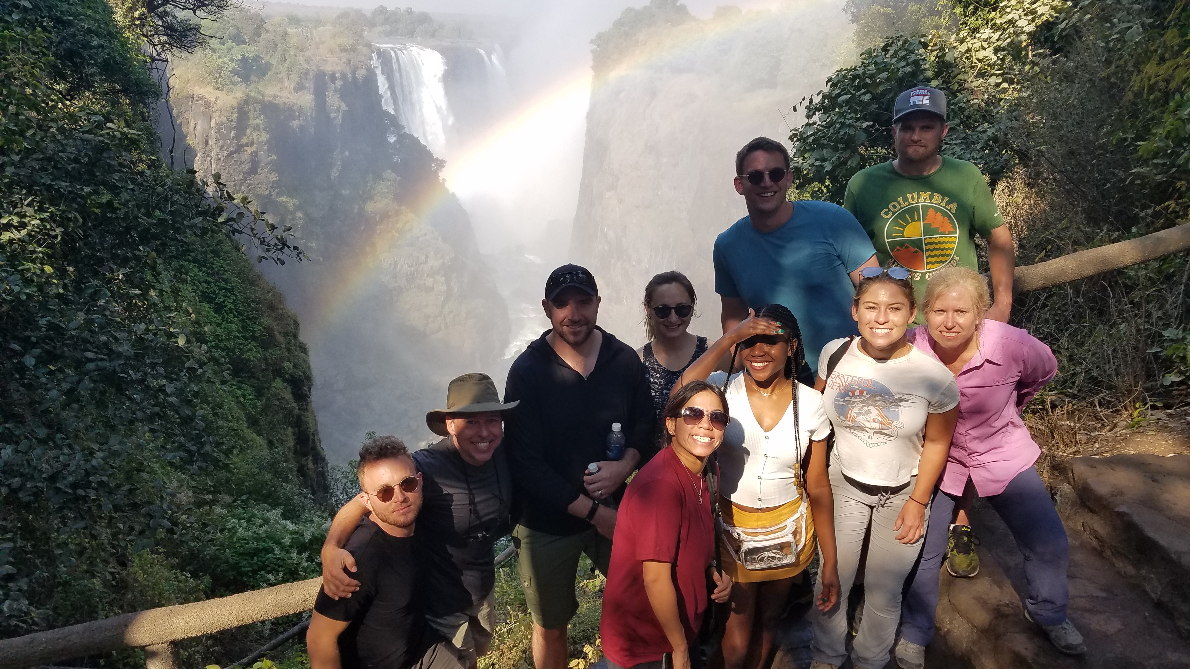 Day 6 - Zimbabwe Transfer & Victoria Falls!