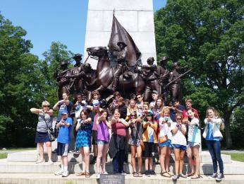 Day Three - Battlefields - Gettysburg, Antietam, Harper's Ferry