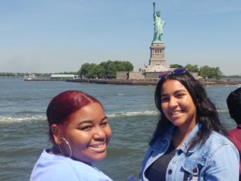 Day Three - Lady Liberty