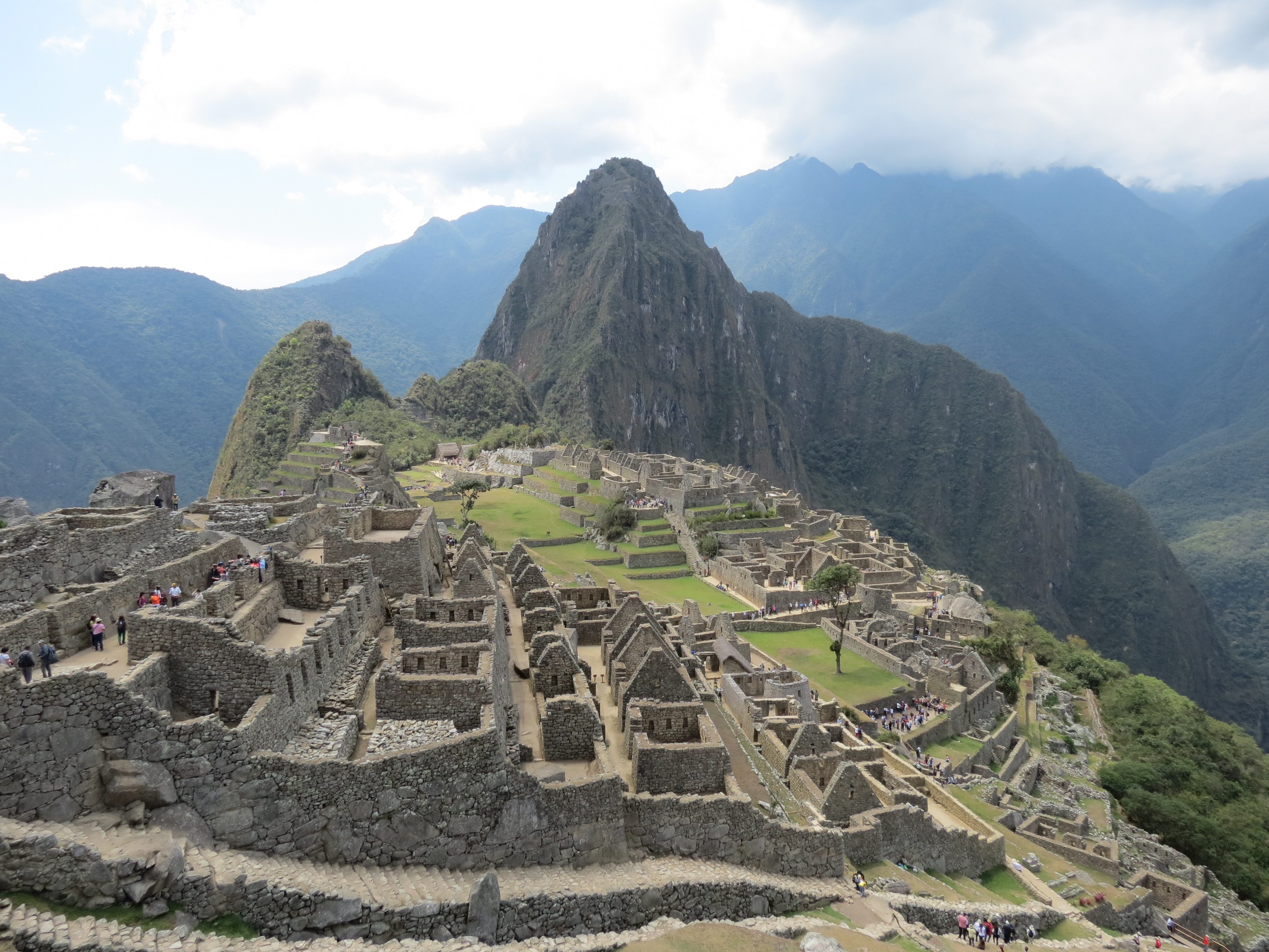 Discover one of the Seven Wonders of the World!